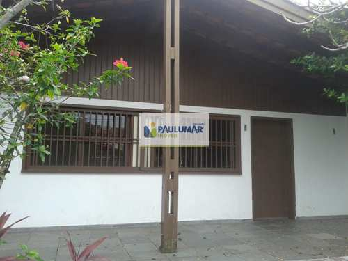 Casa, código 830144 em Praia Grande, bairro Caiçara