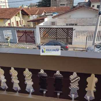 Sobrado em Mongaguá, bairro Balneário Anchieta