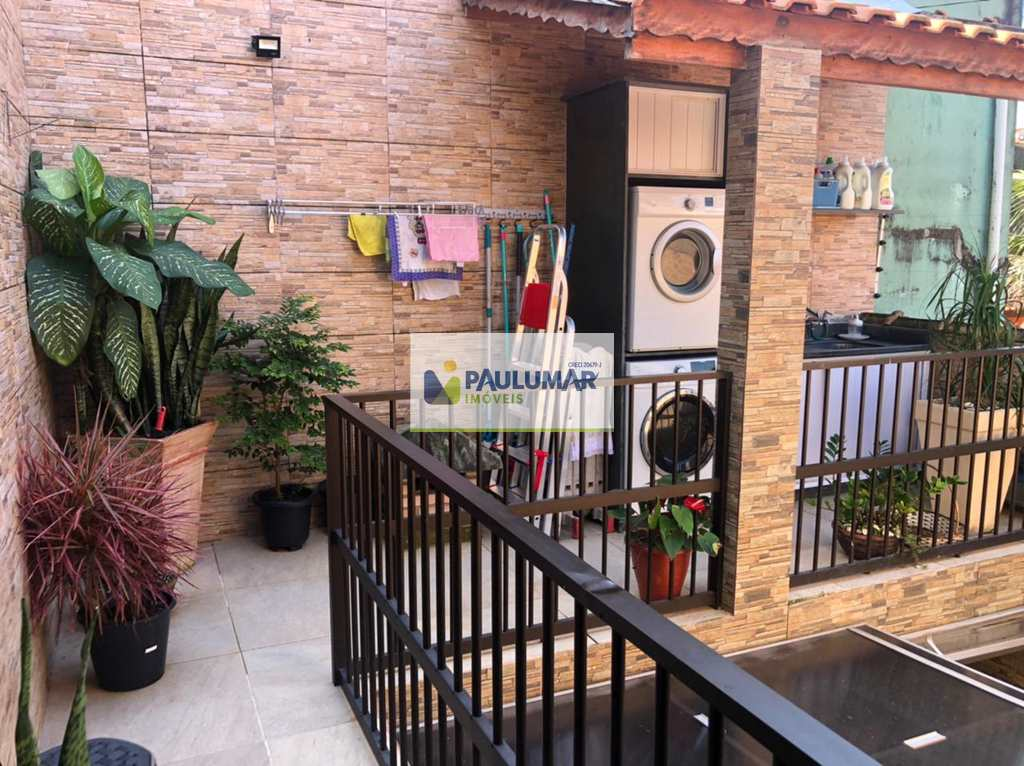 Casa em Mongaguá, no bairro Balneário Plataforma