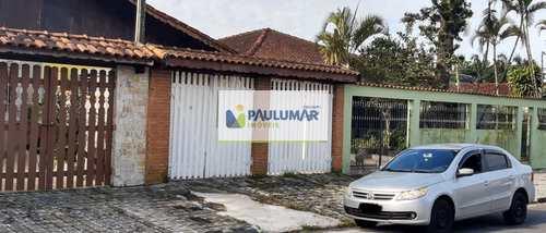 Casa, código 830198 em Praia Grande, bairro Solemar