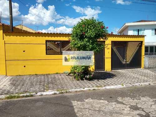 Casa, código 830200 em Praia Grande, bairro Solemar