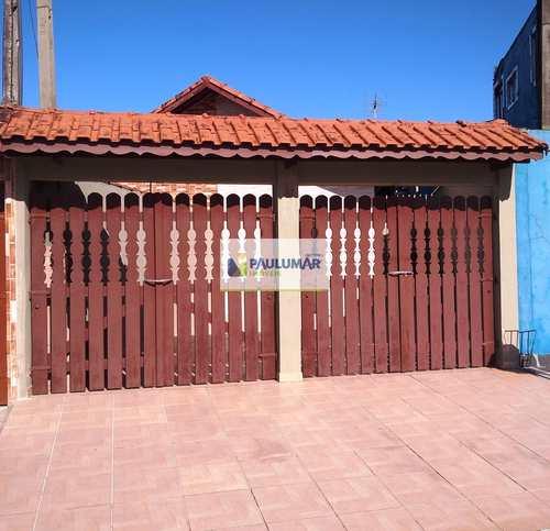 Casa, código 830201 em Mongaguá, bairro Agenor de Campos
