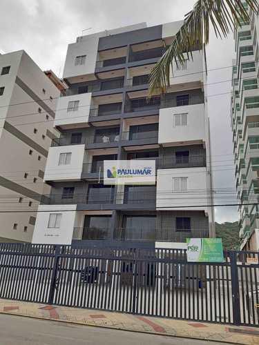 Apartamento, código 830221 em Mongaguá, bairro Centro