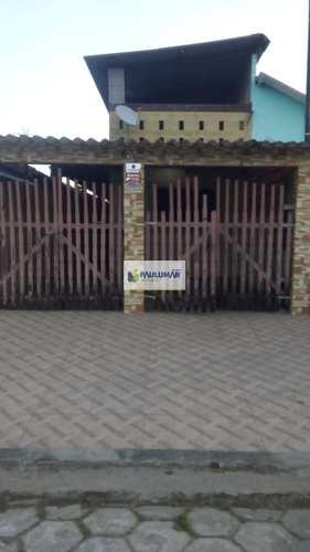 Casa, código 830228 em Mongaguá, bairro Jardim Itapoan