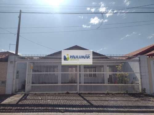 Casa, código 830269 em Mongaguá, bairro Balneário Itaóca