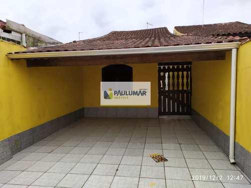Casa, código 830334 em Mongaguá, bairro Balneário Itaguai