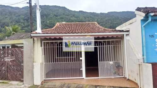 Casa, código 830356 em Mongaguá, bairro Pedreira