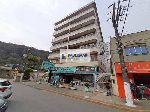 Apartamento, código 830383 em Mongaguá, bairro Centro