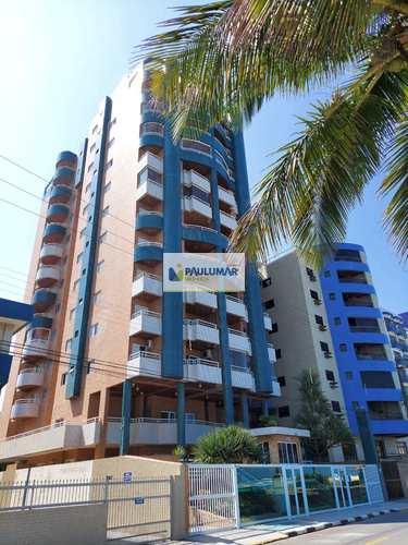 Apartamento, código 830411 em Mongaguá, bairro Centro
