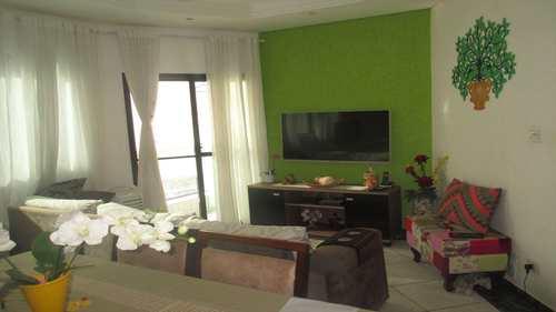 Apartamento, código 1734 em Praia Grande, bairro Guilhermina