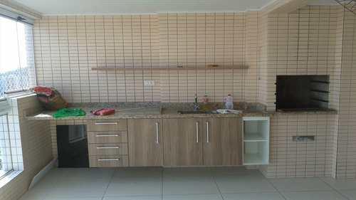 Apartamento, código 1610 em Praia Grande, bairro Canto do Forte