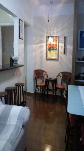 Apartamento, código 1523 em Praia Grande, bairro Caiçara