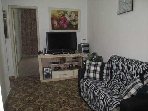 Apartamento, código 1483 em Praia Grande, bairro Guilhermina
