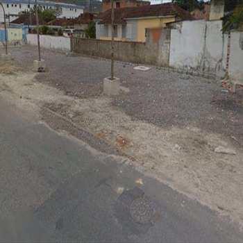 Terreno em São Vicente, bairro Jardim Guassu