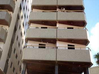 Apartamento, código 1398 em Praia Grande, bairro Aviação