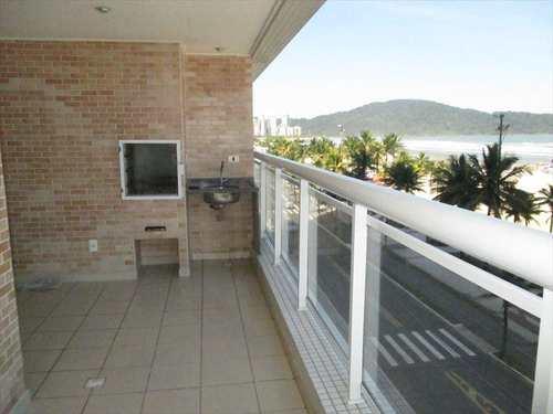 Apartamento, código 1343 em Praia Grande, bairro Guilhermina