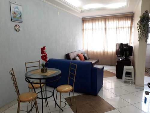 Apartamento, código 1886 em Praia Grande, bairro Boqueirão