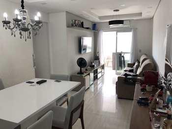 Apartamento, código 2037 em Praia Grande, bairro Boqueirão