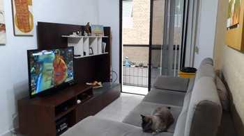 Apartamento, código 2054 em Praia Grande, bairro Aviação