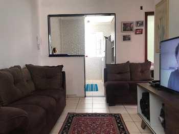 Apartamento, código 2142 em Praia Grande, bairro Guilhermina