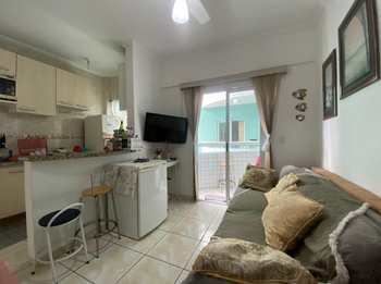 Apartamento, código 2185 em Praia Grande, bairro Boqueirão