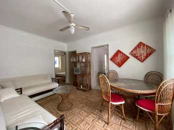 Apartamento, código 2193 em Praia Grande, bairro Guilhermina