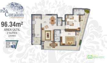 Apartamento, código 14876732 em Praia Grande, bairro Canto do Forte