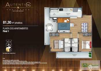 Apartamento, código 14879331 em Praia Grande, bairro Canto do Forte