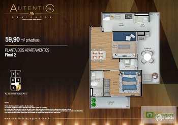 Apartamento, código 14879332 em Praia Grande, bairro Canto do Forte