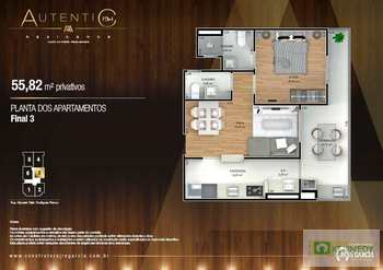 Apartamento, código 14879333 em Praia Grande, bairro Canto do Forte