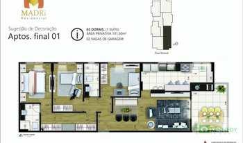 Apartamento, código 14879544 em Praia Grande, bairro Canto do Forte