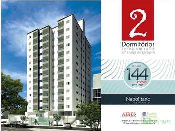 Apartamento, código 14876841 em Praia Grande, bairro Aviação