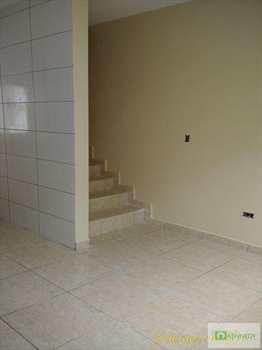 Casa, código 14873503 em Praia Grande, bairro Melvi