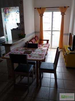 Apartamento, código 14875203 em Praia Grande, bairro Mirim