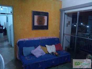 Apartamento, código 14868303 em Praia Grande, bairro Guilhermina