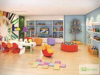 Apartamento, código 14863403 em Praia Grande, bairro Caiçara