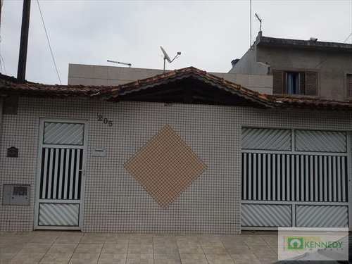 Casa, código 14859103 em Praia Grande, bairro Nova Mirim