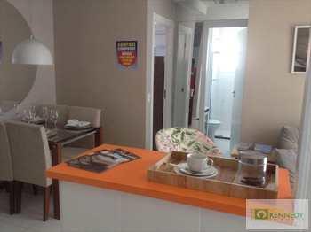 Apartamento, código 14855303 em Praia Grande, bairro Ocian