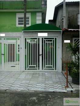 Casa, código 14853503 em Praia Grande, bairro Nova Mirim