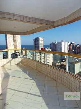 Apartamento, código 14848703 em Praia Grande, bairro Aviação