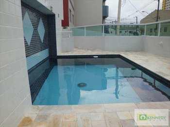Apartamento, código 14835903 em Praia Grande, bairro Ocian