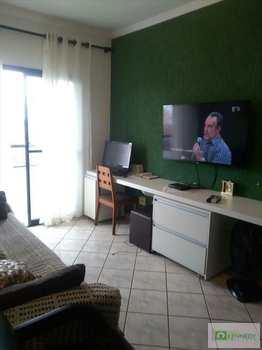 Apartamento, código 14835403 em Praia Grande, bairro Ocian