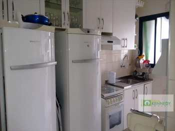 Apartamento, código 14834203 em Praia Grande, bairro Ocian