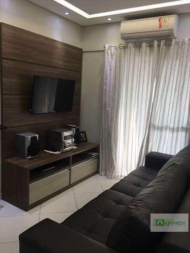 Apartamento, código 14832803 em Praia Grande, bairro Ocian