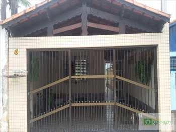 Casa, código 14827203 em Praia Grande, bairro Maracanã