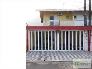 Sobrado, código 14826303 em Praia Grande, bairro Ocian