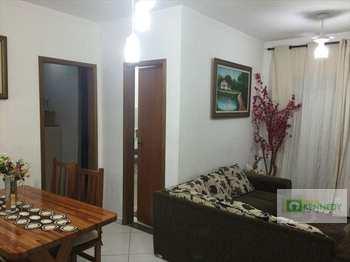 Apartamento, código 14814903 em Praia Grande, bairro Mirim