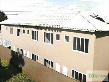 Casa, código 14811503 em Praia Grande, bairro Caiçara