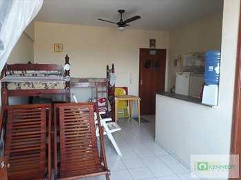 Kitnet, código 14803103 em Praia Grande, bairro Ocian