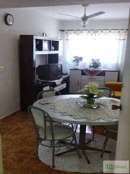 Apartamento, código 14772903 em Praia Grande, bairro Ocian